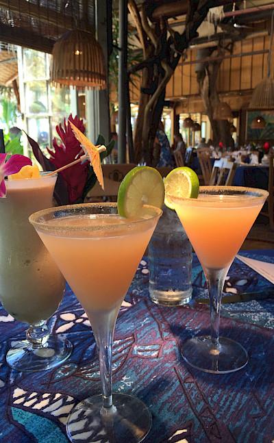 Drinks in Maui, Hawai'i. Flickr:Andym5855