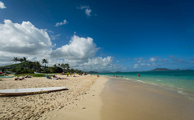Snorkeling & swimming in Hawai'i. Flickr:Erik Cooper