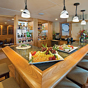 Bar area | Safari Explorer | Alaska and Hawaii Cruise Tour