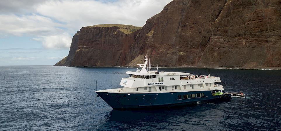 Lanai Island | Safari Explorer | Hawaii