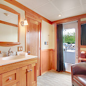 Master cabin room | Safari Explorer | Alaska and Hawaii Cruise Tour