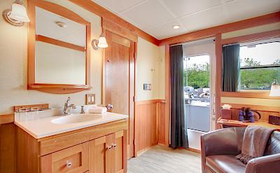 Master cabin room | Safari Explorer | Alaska and Hawaii Cruise Tour