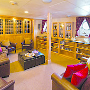 Wine library | Safari Explorer | Alaska and Hawaii Cruise Tour