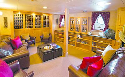 Wine library | Safari Explorer | Alaska and Hawaii Cruise Tour