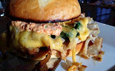 Porchetta Sandwich in Seattle, Washington, USA. Flickr:WordRidden
