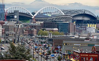 Overlooking Seattle, Washington. Flickr:Michael Gwyther-Jones