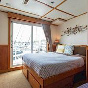 Captain queen cabin | Safari Quest | Pacific Northwest Cruise Tour