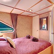 Commander queen cabin | Safari Quest | Pacific Northwest Cruise Tour