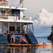 Kayaking | Safari Quest | Pacific Northwest Cruise Tour