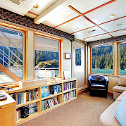 Library | Safari Quest | Pacific Northwest Cruise Tour