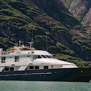 Boat | Safari Quest | Pacific Northwest Cruise Tour