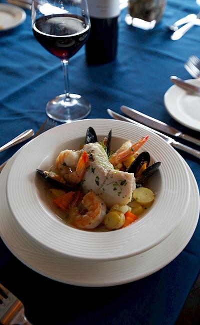 Alaskan cuisine, Alaska. ©TO