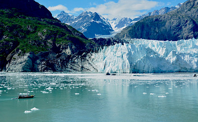 Glacier Bay National Park in Alaska. Flickr:Harold Litwiler