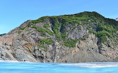 Glacier near Juneau, Alaska. Flickr:Larry Koester