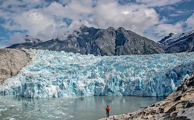 Glaciers in Tongass National Park, Alaska. Flickr:Forest Service USDA
