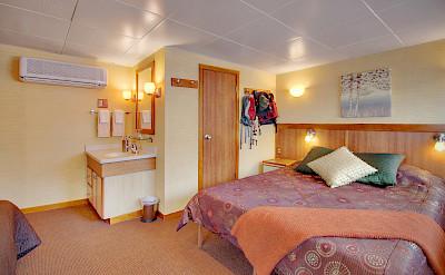 Explorer cabin   Wilderness Discoverer   Alaska and USA Cruise Tour