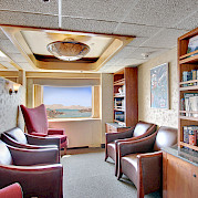 Library | Safari Endeavour | Alaska Cruise Tour