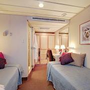 Master cabin | Safari Endeavour | Alaska Cruise Tour