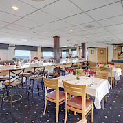 Dining area | Wilderness Explorer | Alaska Cruise Tour