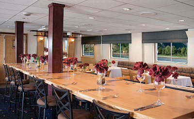 Dining room | Wilderness Explorer | Alaska Cruise Tour