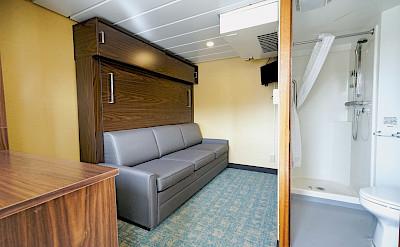 Trailblazer cabin | Wilderness Explorer | Alaska Cruise Tour