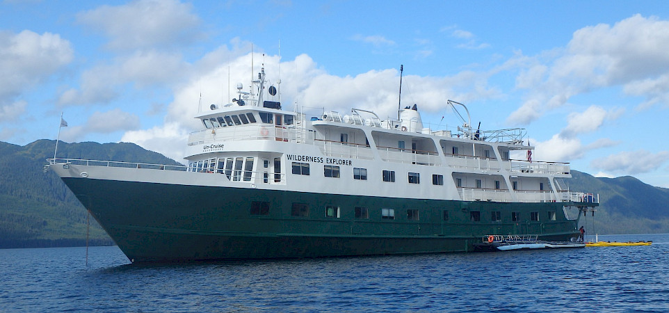 Boat | Wilderness Explorer | Alaska Cruise Tour