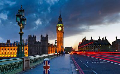 Big Ben in London, England. Flickr:brabantialife
