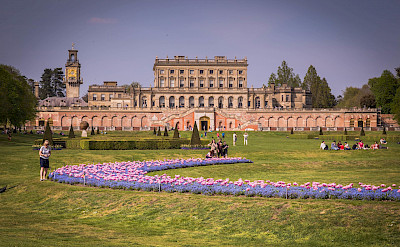 Cliveden is an English country estate in Buckinghamshire, Berkshire, England. Flickr:Adrian Scottow