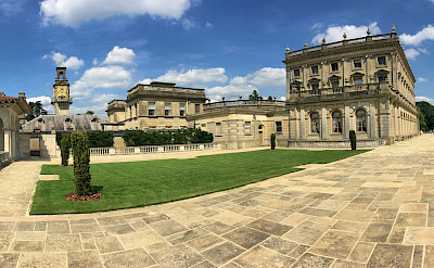 Cliveden, an English country estate in Buckinghamshire, Berkshire, England. Flickr:Timo Newton