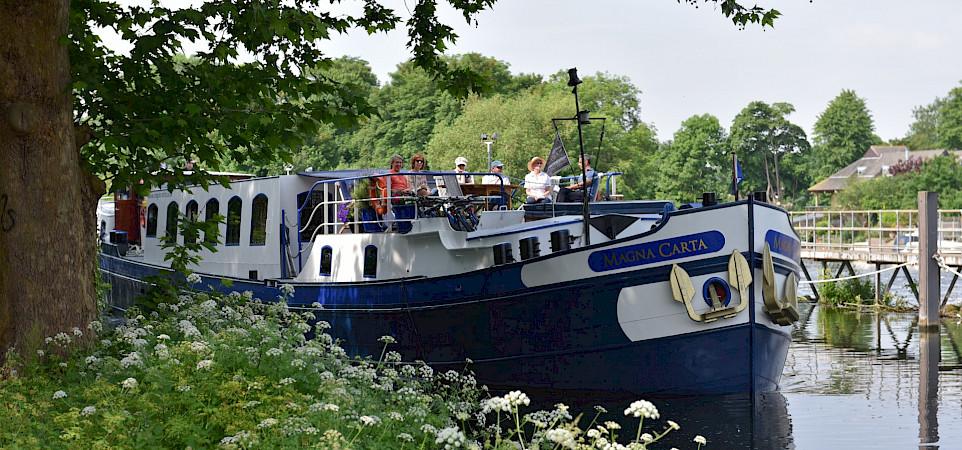 Magna Carta | Small Cruise Ship Luxury Tour