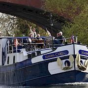 Magna Carta   Small Cruise Ship Luxury Tour