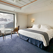 Category AAA - superior | Stella Australis | Argentina Cruise Ship