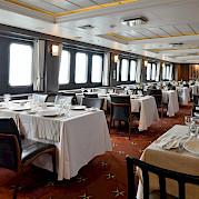 Dining Room | Stella Australis | Argentina Cruise Ship