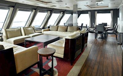 Lounge Area | Stella Australis | Argentina Cruise Ship