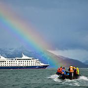 Rainbow | Stella Australis | Argentina Cruise Ship