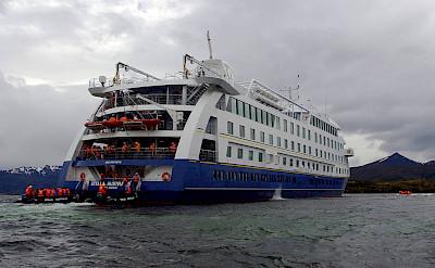 Cruising | Stella Australis | Argentina Cruise Ship