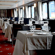 Dining | Stella Australis | Argentina Cruise Ship