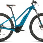 Cube electric bike