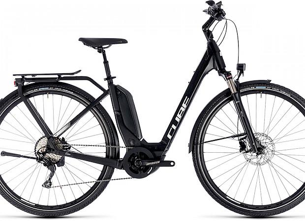 E-Bike CUBE - mixed frame