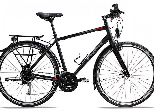 CUBE Hybrid men's touring bike