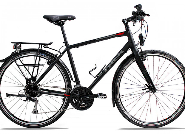 Hybrid CUBE men's touring bike