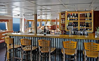 Bar area | Wilderness Adventurer | Alaska Cruise Tour