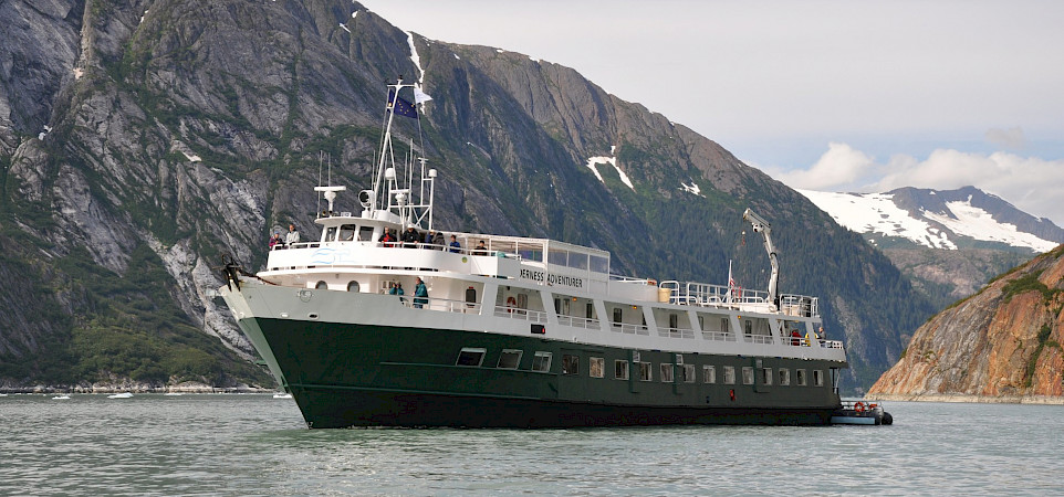 Boat | Wilderness Adventurer | Alaska Cruise Tour