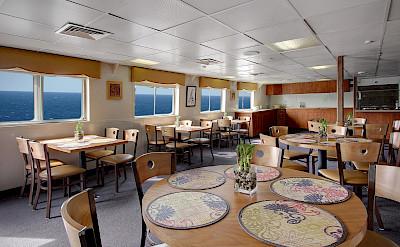 Dining room | Wilderness Adventurer | Alaska Cruise Tour