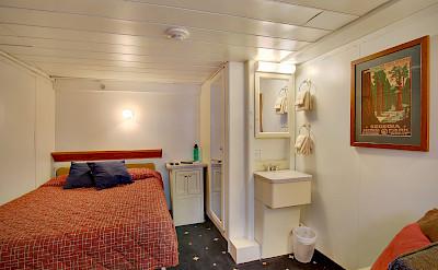 Pathfinder double cabin | Wilderness Adventurer | Alaska Cruise Tour