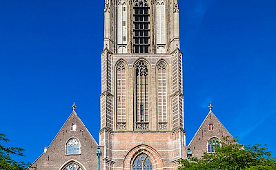 Grote of Sint-Laurenskerk in Rotterdam, the Netherlands. CC:Graphyarchy