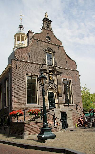 Old City Hall in Schiedam, the Netherlands. Flickr:bert knottenbeld