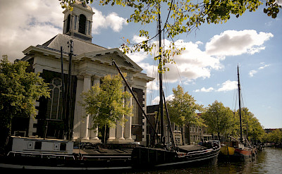 Schiedam in the Rotterdam - The Hague region of Holland. Flickr:Marco Raaphorst