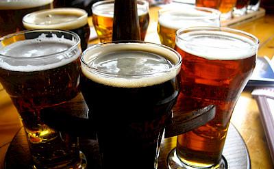 Alaska Brewing Co. beer tasting in Juneau, Alaska. Flickr:Jeremy Keith