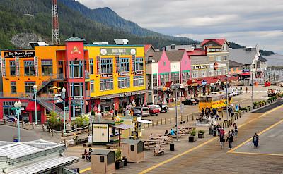 Ketchikan, Alaska. Flickr:Kimberly Vardeman